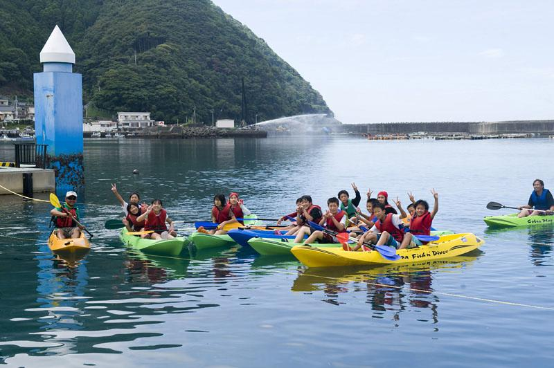 Water sports and fun activities